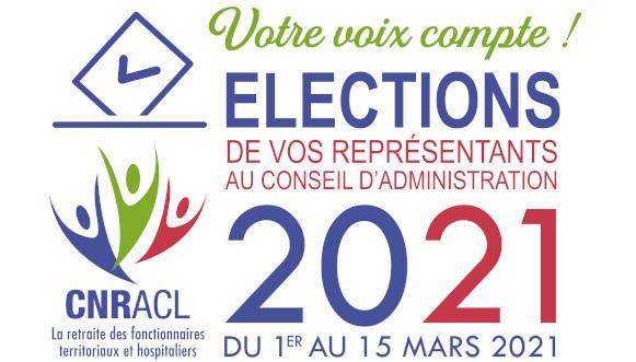 Élections CNRACL