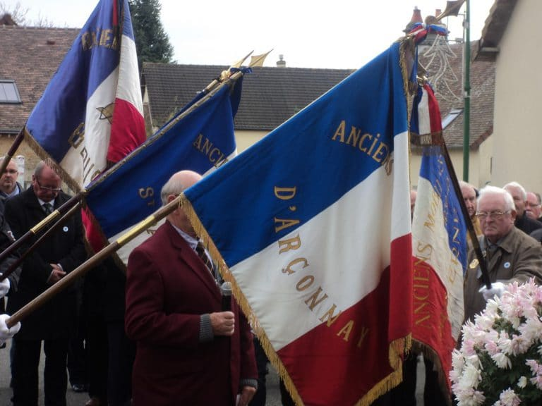 Anciens combattants Arconnay