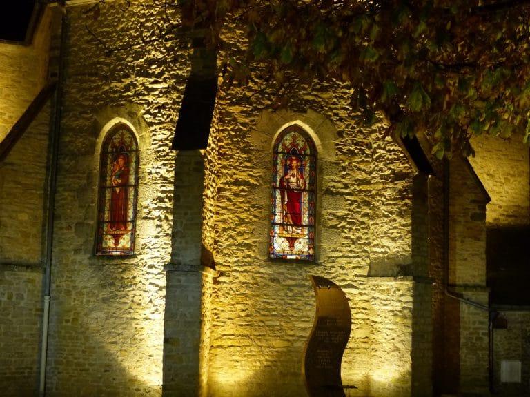 Église d'Arçonnay