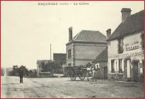 Ville d'Arconnay