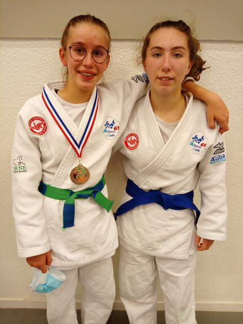 Judo, Qualification nationale !