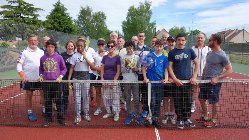 Galerie Tennis Club d'Arçonnay