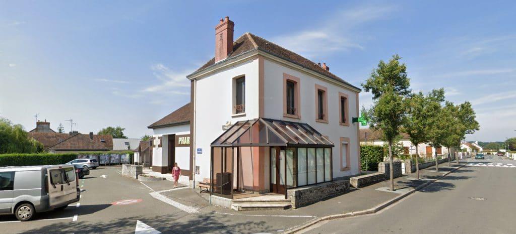 La poste Arçonnay