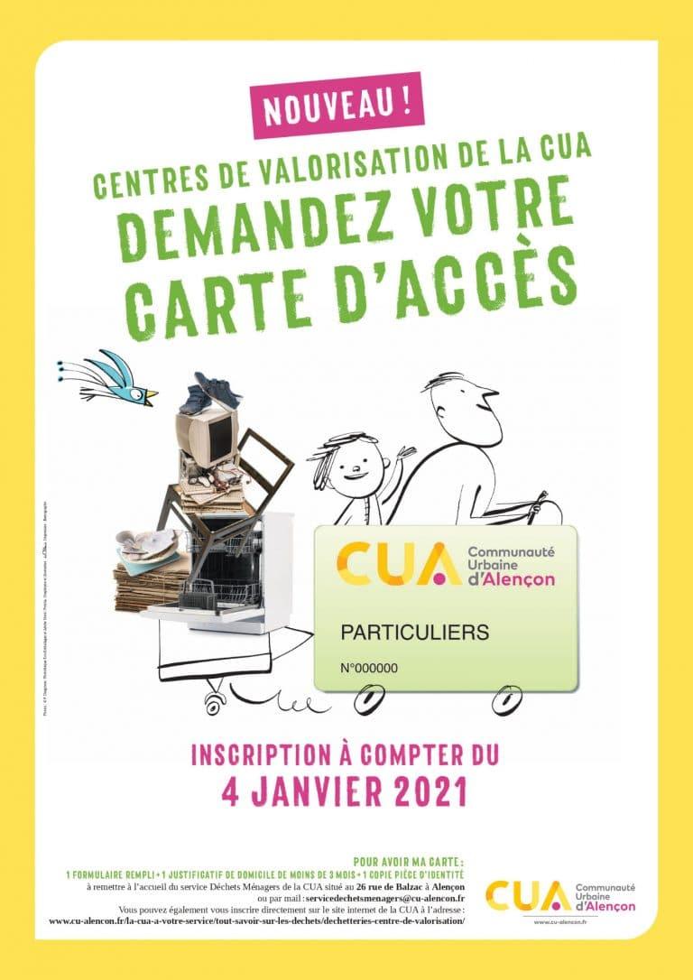 Nouvelle déchetterie d'Arçonnay : Demander votre carte d'accès sans attendre !