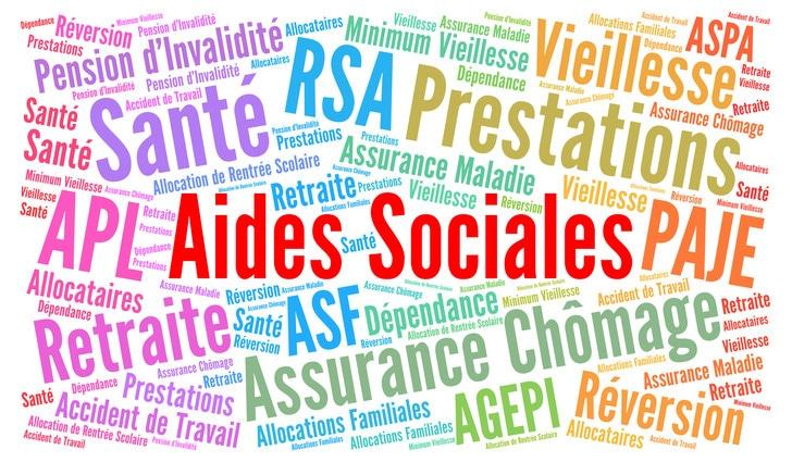 Assistante sociale, CCAS, Services sociaux