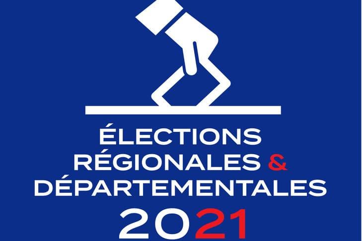 Elections départementales et régionales les 20 et 27/06/21