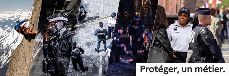 La Police Nationale recrute des Policiers Adjoints