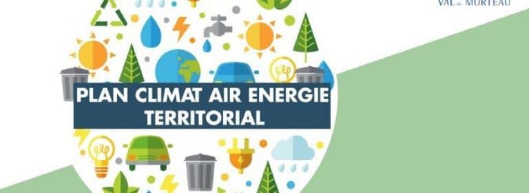 Enquête Plan Climat-Air-Energie Territorial
