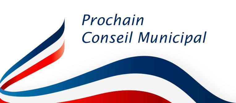 Conseil municipal le 15/11/21 à 19h30
